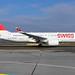 HB-JCA  -  Airbus A220-300  -  Swiss International Airlines  -  ZRH/LSZH 25/1/19
