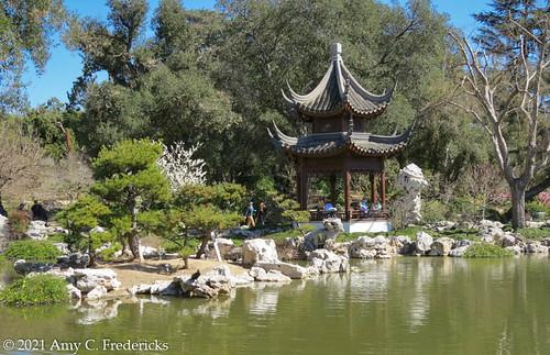 San Marino CA - The Huntington - Chinese Garden
