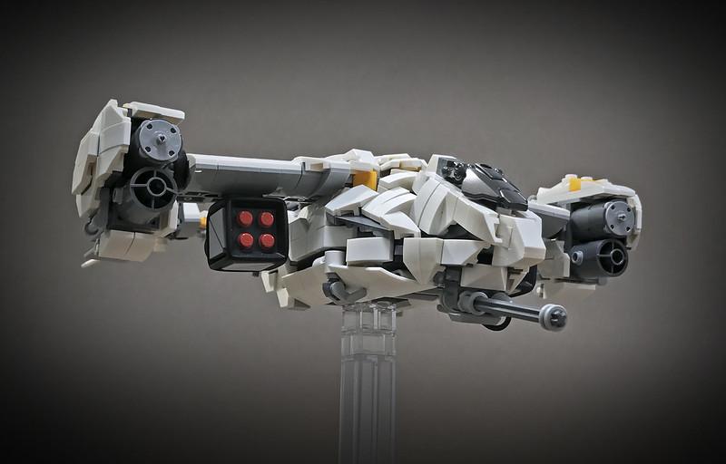 LEGO VTOL Transport Aircraft_06