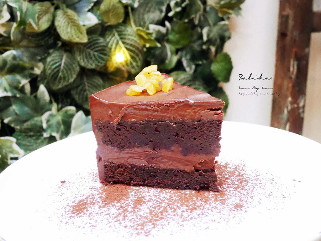 台北中山站甜點下午茶月霞咖啡赤峰街甜點下午茶推薦好吃蛋糕早午餐 (3)