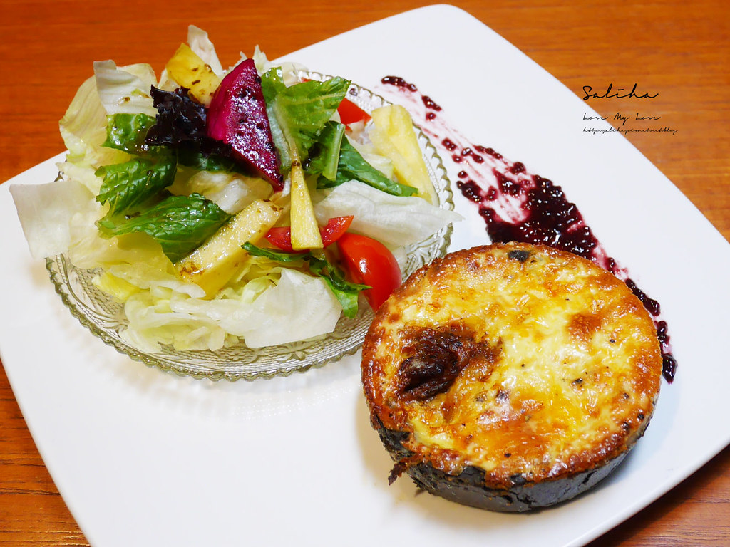 台北月霞Waha Cafe中山站赤峰街早午餐推薦IG咖啡廳好吃甜點蛋糕下午茶老屋咖啡廳 (2)