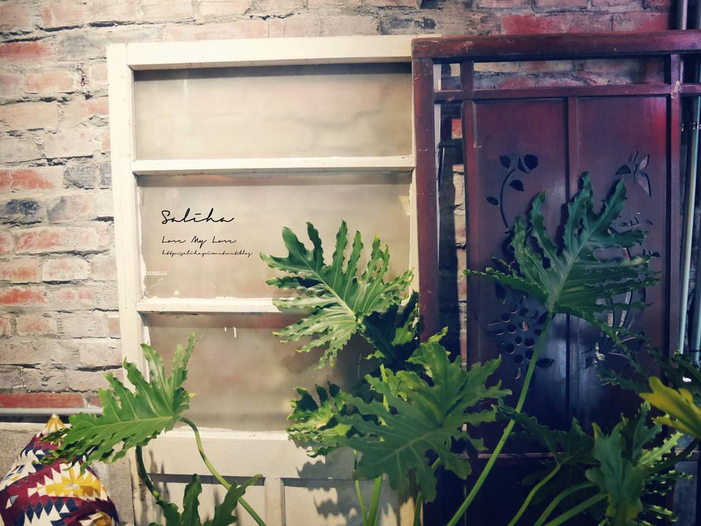 台北IG咖啡廳推薦月霞waha cafe赤峰街早午餐甜點下午茶中山站餐廳聊天看書 (4)