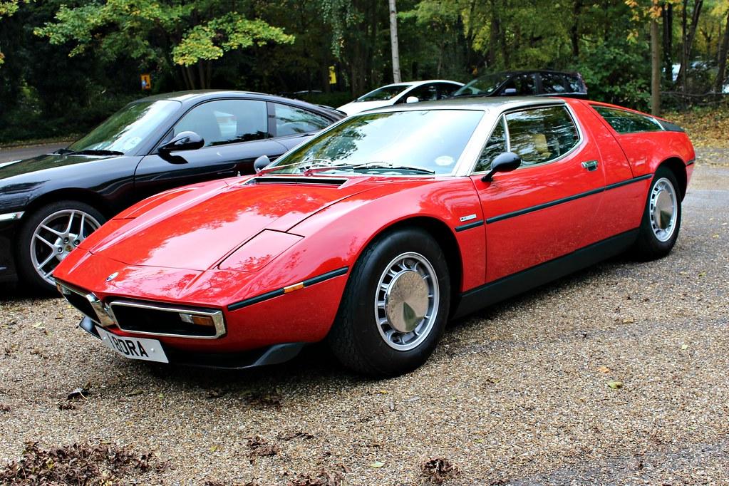 129 Maserati Bora SS 4900 (1972) 18 ORA