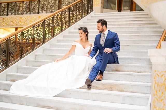Sandra and Chris Wedding