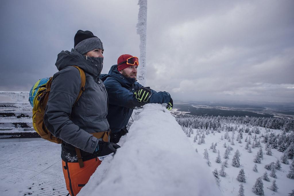 Smrk - Jizerské hory Jizerské hory Tschechien foto 06