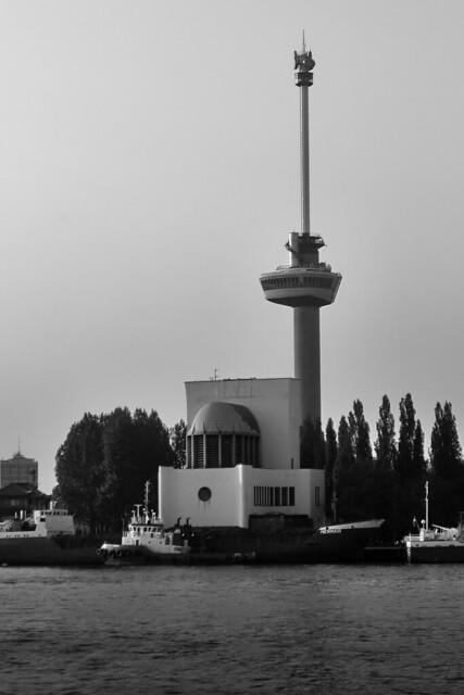 Rotterdam - Maastunnel