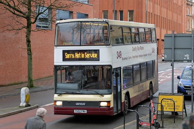Abus YG02 FWA, Bristol