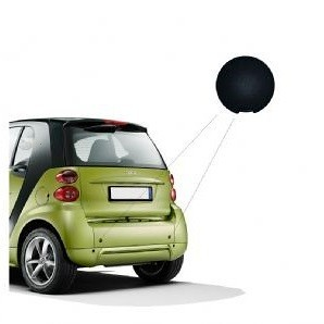 Smart Fortwo 451 Tow Eye cover black | by edsmartparts.nl