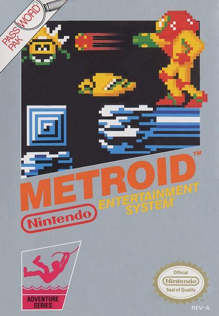 MetroidNES
