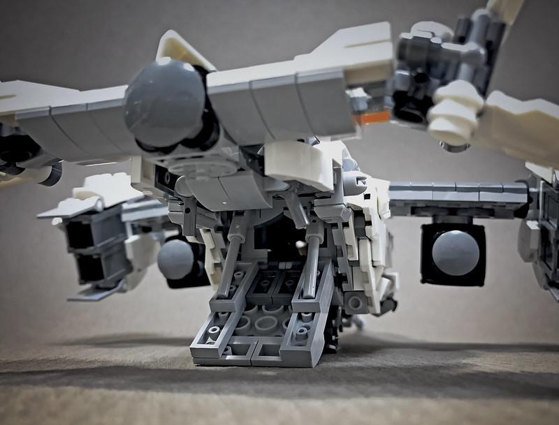 LEGO VTOL Transport Aircraft_08
