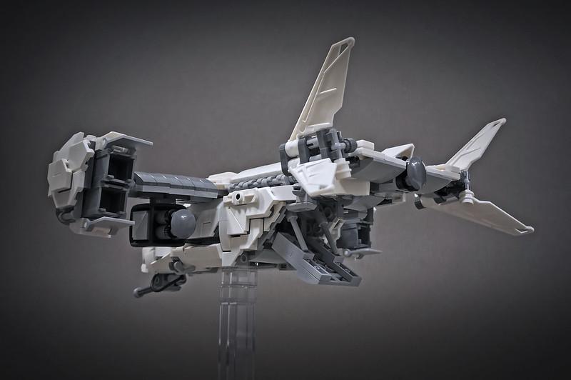 LEGO VTOL Transport Aircraft_05