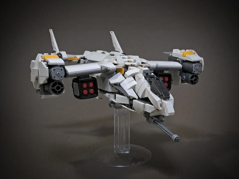 LEGO VTOL Transport Aircraft_03