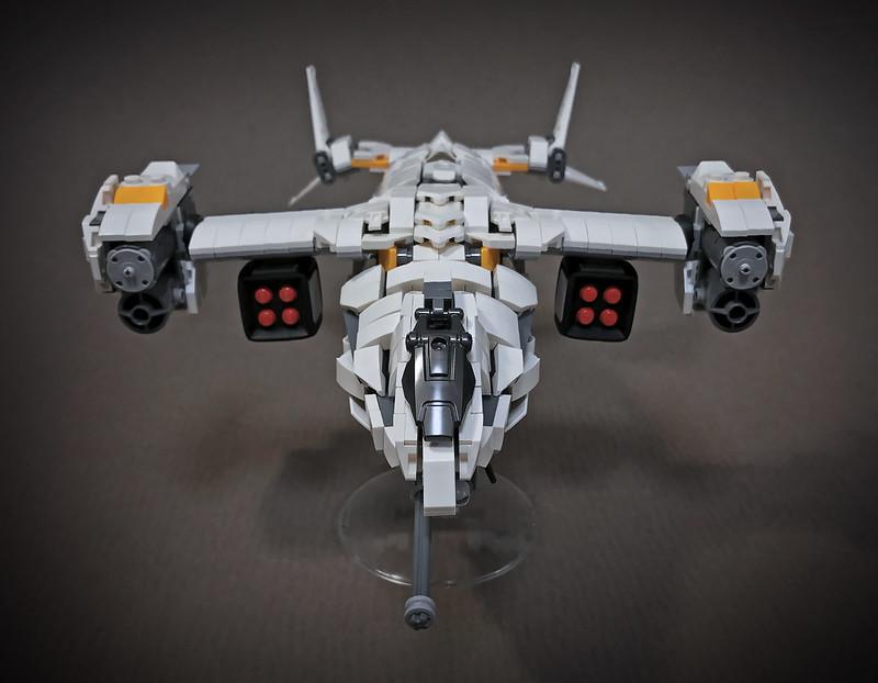 LEGO VTOL Transport Aircraft_02