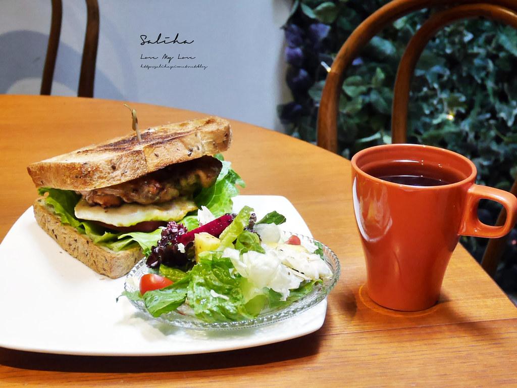 台北月霞Waha Cafe中山站赤峰街早午餐推薦IG咖啡廳好吃甜點蛋糕下午茶老屋咖啡廳 (3)