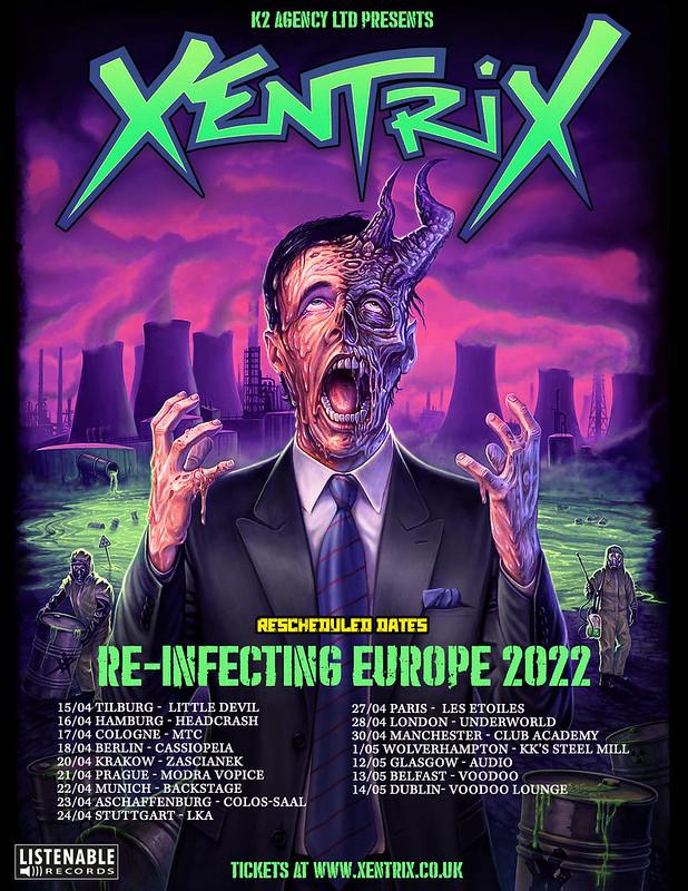 Xentrix