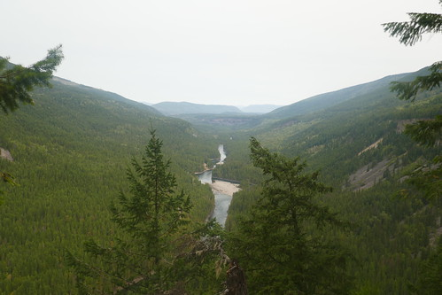 Wells Gray PP - rivière Clearwater