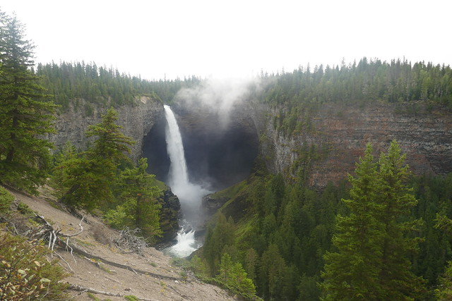 Wells Gray PP - Chutes de Helmcken