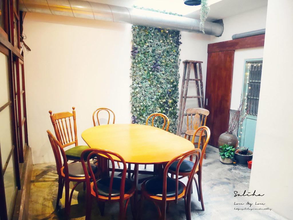 台北中山站咖啡廳月霞咖啡老屋咖啡廳ig美食赤峰街散策一日遊 (3)