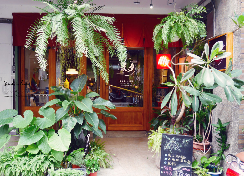 台北中山站咖啡廳月霞咖啡老屋咖啡廳ig美食赤峰街散策一日遊 (1)