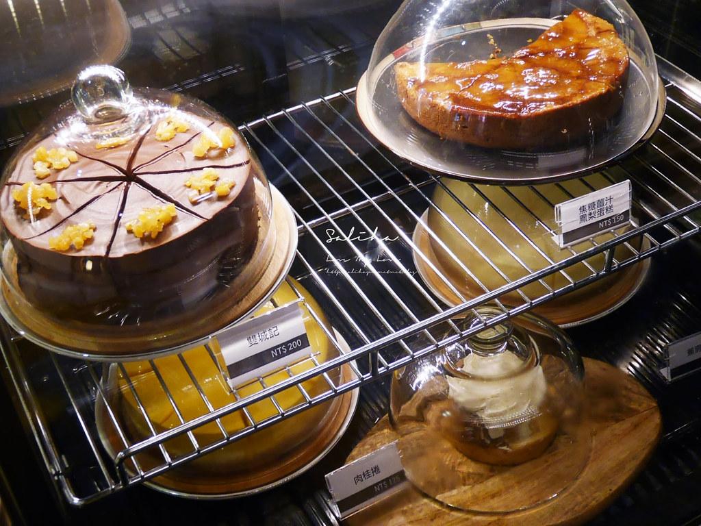 台北中山站一日遊赤峰街美食下午茶蛋糕甜點早午餐月霞咖啡早午餐特色餐廳 (2)