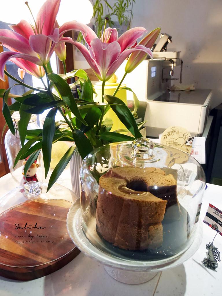 台北IG咖啡廳推薦月霞waha cafe赤峰街早午餐甜點下午茶中山站餐廳聊天看書 (3)