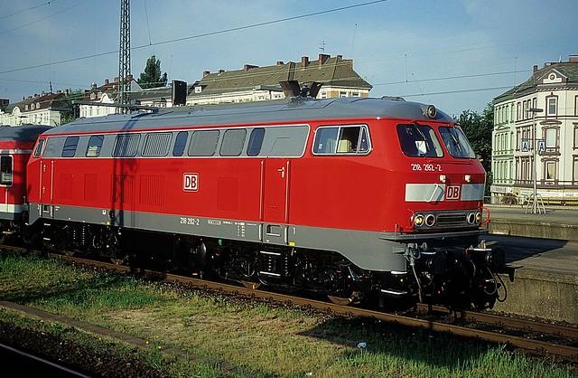 218 282  Hamburg - Altona  05.06.01