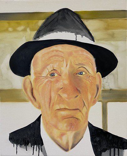 Just Like Grandad 057 | 2021 | Not for Sale | 38x46cm |
