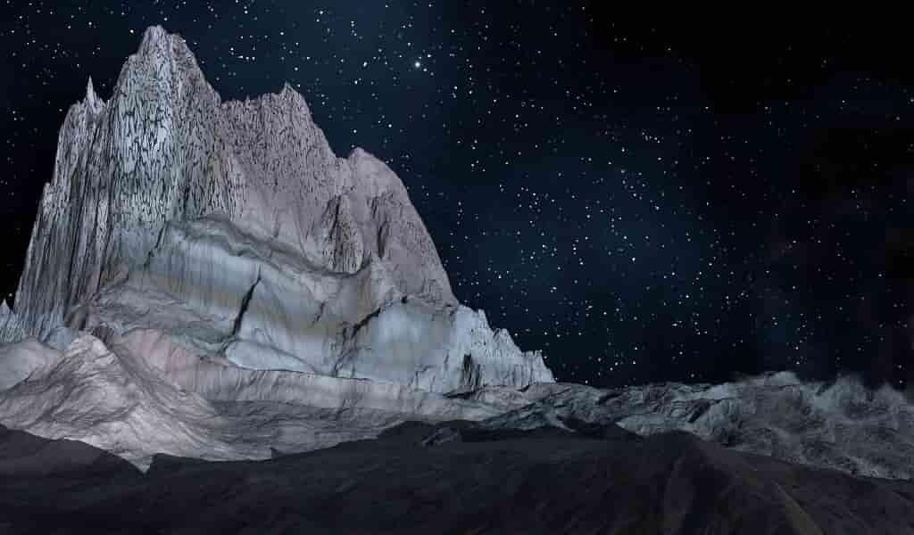 Une planète rocheuse serait près de nous