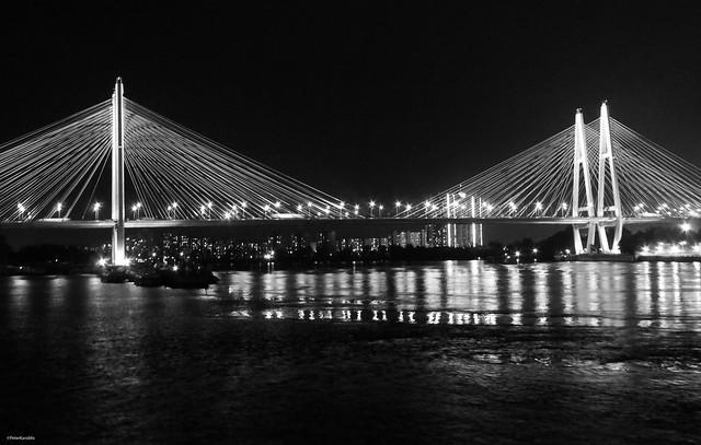St. Petersburg - Bolshoy Obuhovskiy Bridge