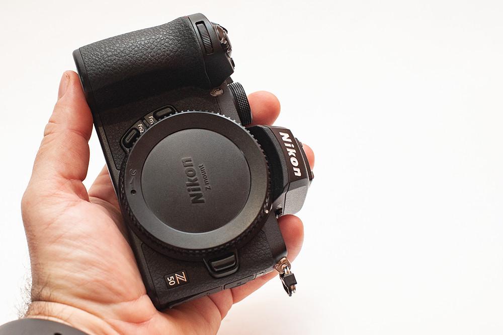 Nikon Z 50. Новая беззеркальная камера для фото-охоты. Наши впечатления от