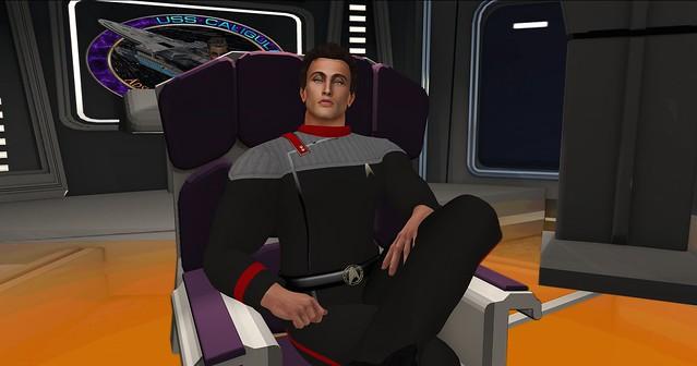 210113 mission - Captain Kronos