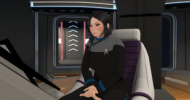 210113 mission - Science Officer LT Davi