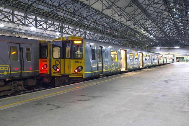 Merseyrail 507 014 Southport