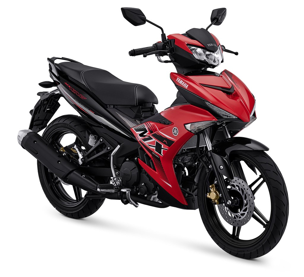 MX King 150 Aggressive Red