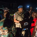 MINUSCA Peacekeepers Conducts Night Patrol in Bangui to Protect Civilians