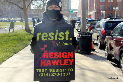 Largest Federal Employee Union Calls for Senator Josh Hawley's Resignation for His Role in Fomenting Anti-Democracy Attack on U.S. Capitol