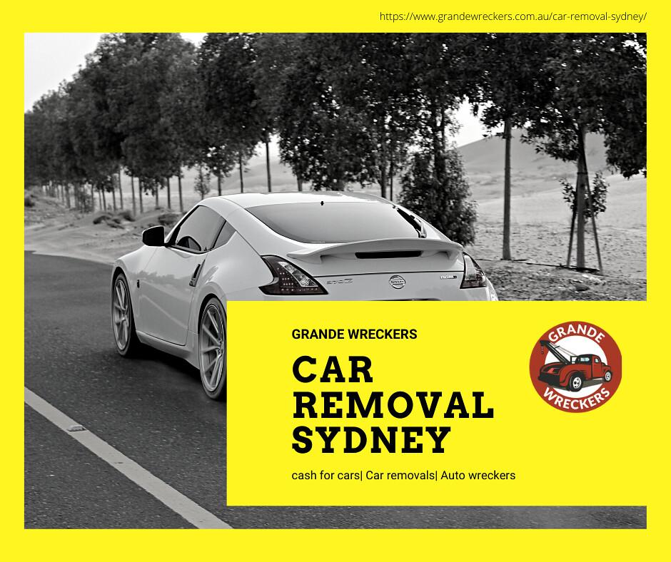 car-removal-sydney