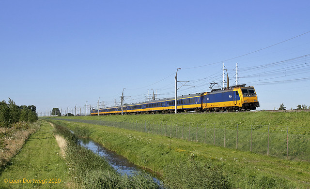 NS 186 009, Benthuizen 31.07.2020