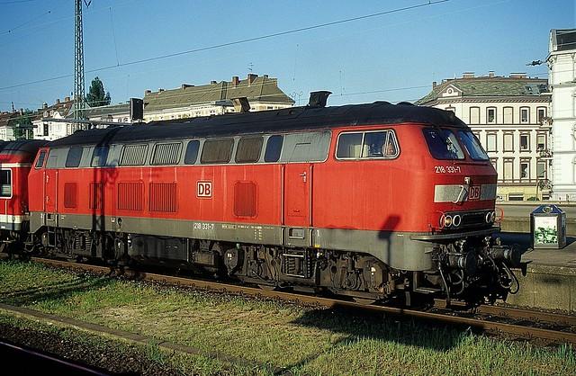 218 331  Hamburg - Altona  30.05.01