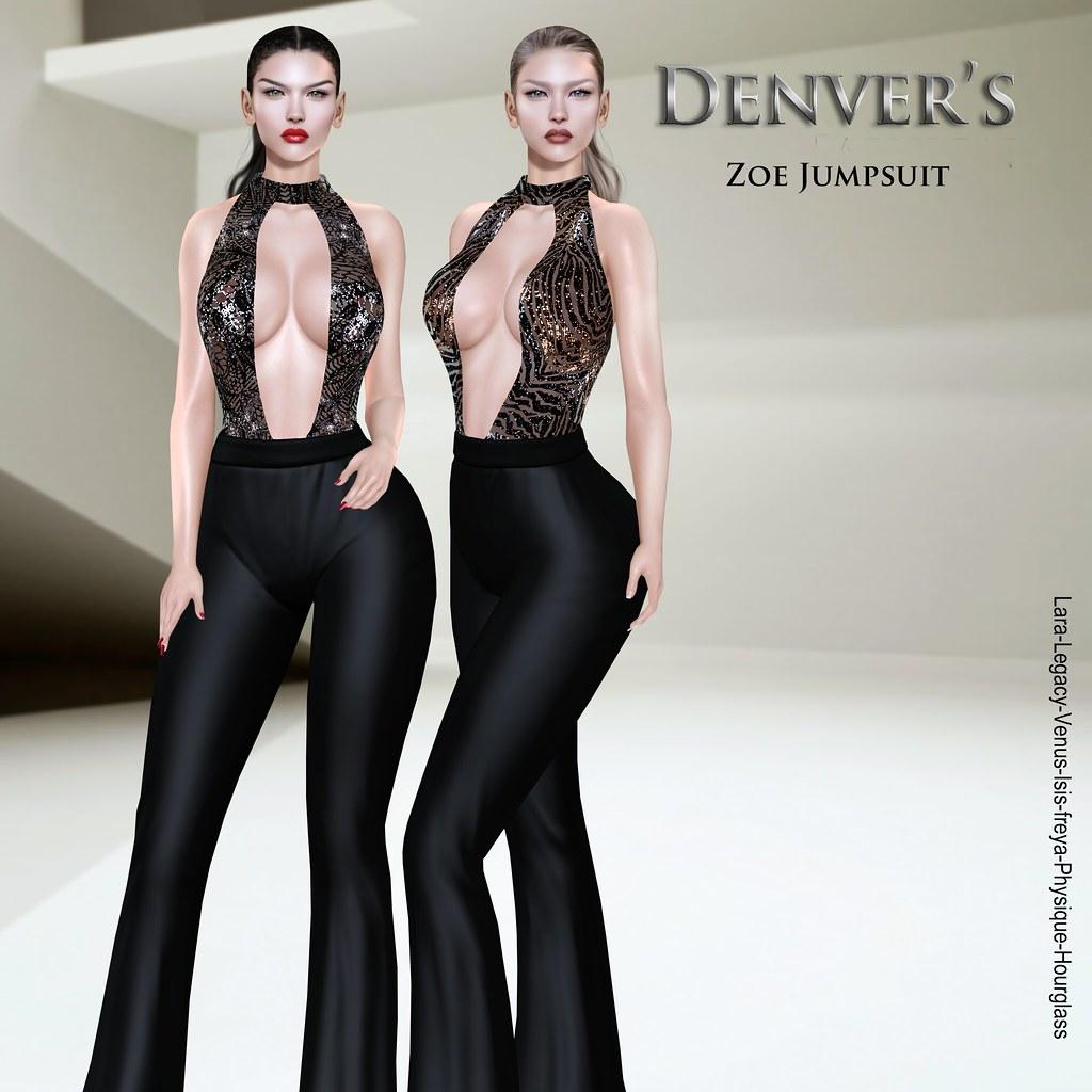 Denver's Zoe Jumpsuit