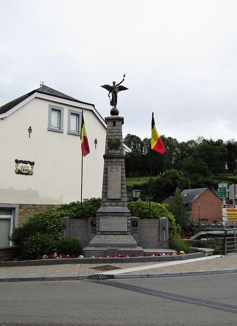 La Roche-en-Ardenne: the Pearl in the Belgian Ardennes.