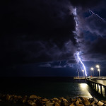 14. Jaanuar 2021 - 20:43 - Nightcliff, NT Lightning