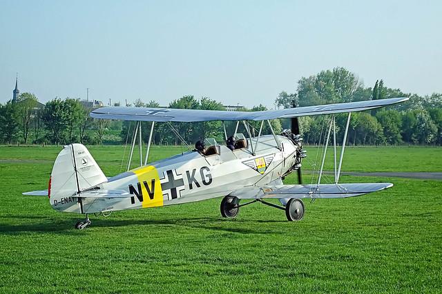 Focke-Wulf FW 44 Stieglitz