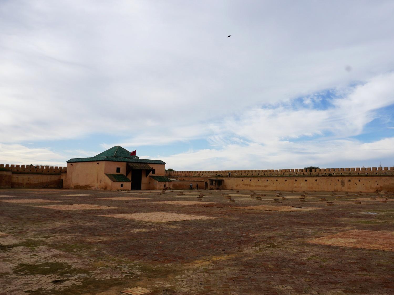 Meknes jail