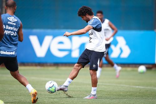 Treino Grêmio 14/01/2021