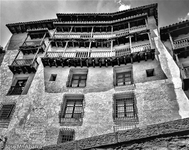 balcones de albarracín (explore)