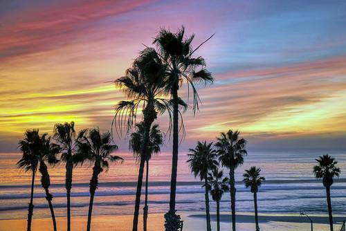 O'Side Beach Sunset 30-1-13-21-6D-24X70mm