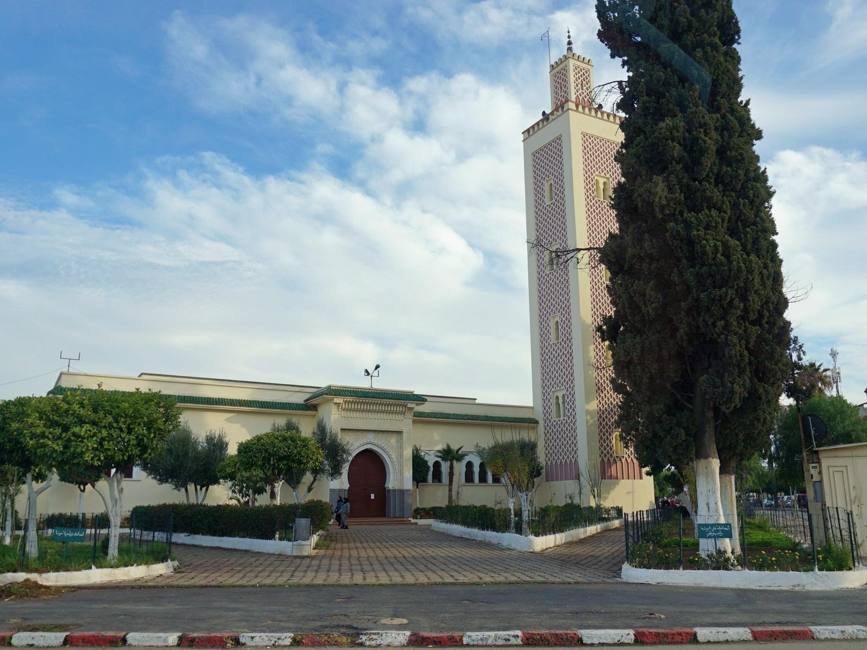 Meknes mosque