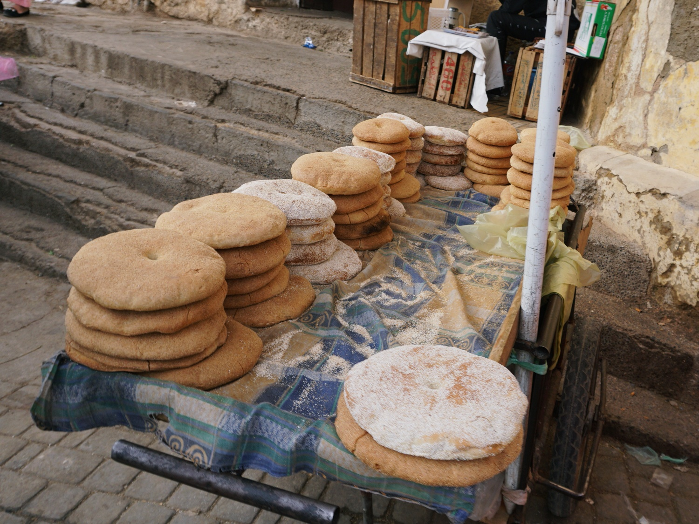 Meknes khobz