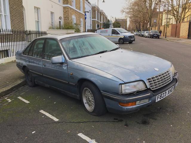 1989 Vauxhall Senator CD